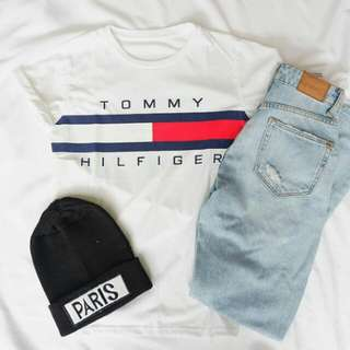 Tommy Hf Top