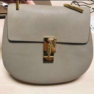 chloe motty grey small drew