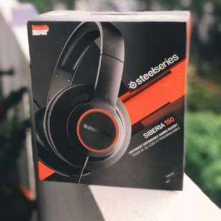 SteelSeries Siberia 150 Headphones