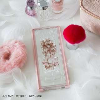 【預訂】Clamp 百變小櫻透明卡篇一番賞  B賞小櫻透明座枱鏡