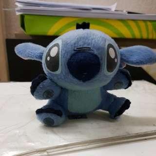 Stitch (lilo and stitch) mini stuff toy