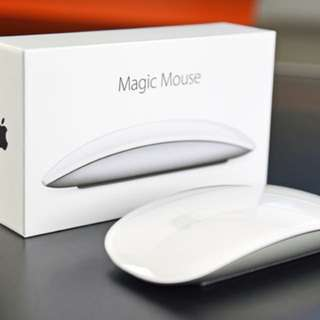 Apple Mouse with Box (Almost New)
