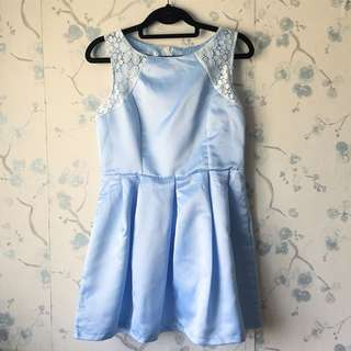 Korean Pastel Dress