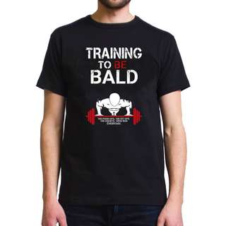 One Punch Man Training to be bald anime t shirt