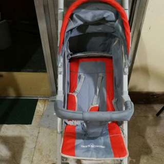 Giant Carrier Stroller (Red)