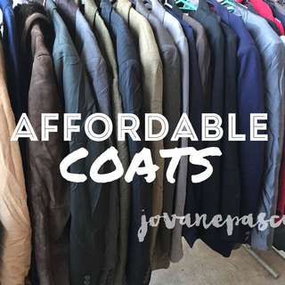 Coats Blazers for men