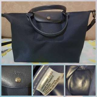 Longchamp blue