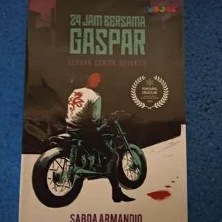 24 Jam Bersama Gaspar: Sebuah Cerita Detektif Sabda Armandio