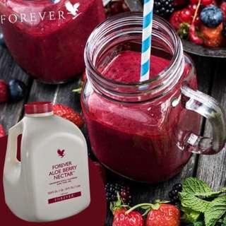 Forever Aloe Berry Nectar 蘆薈汁(莓子味)