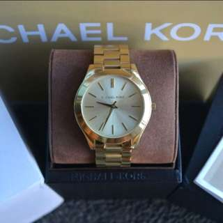 MICHAEL KORS ULTRA-SLIM RUNWAY MK3179