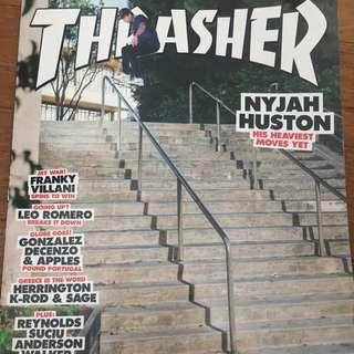 Thrasher Sk8tboard Magazine