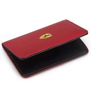 汽車法拉利 收納卡包銀行卡包 信用卡錢包證件包 4個卡位