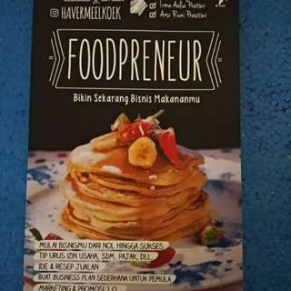 Judul : Foodpreneur Penulis Astri Widyanari, Irma Aulia, Arsi Runi Prasiwi