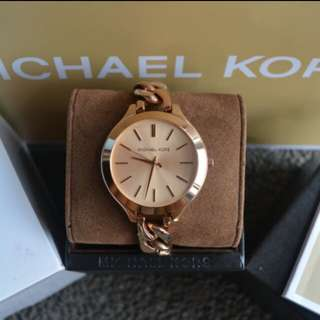 MICHAEL KORS SLIM TWISTED CHAIN MK3223