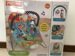 Brand New Unsealed Baby Bouncer