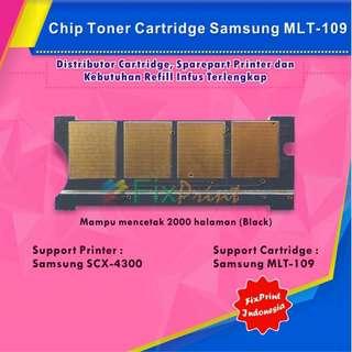 Chip Toner Samsung MLT-D109 MLTD109 D109 D-109