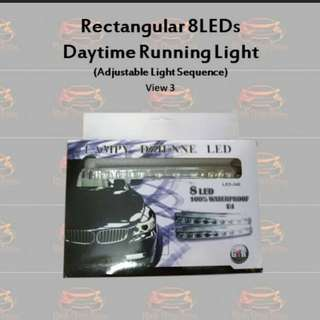 Super Bright Day time running led lights