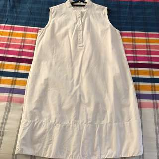 BN The Editor Market Mandarin Collar Dress
