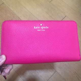 Kate Spade cobble hill wallet