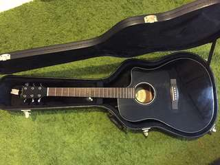 Fender Acoustic + hard case