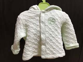 Disney baby jacket (used once) 6 months