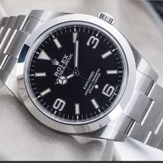 WTB: Rolex Explorer 214270