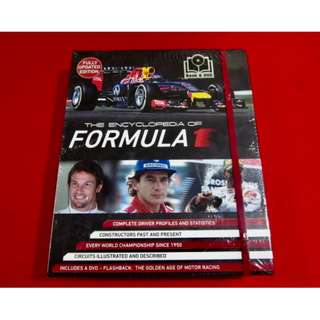 The Encyclopaedia of Formula 1