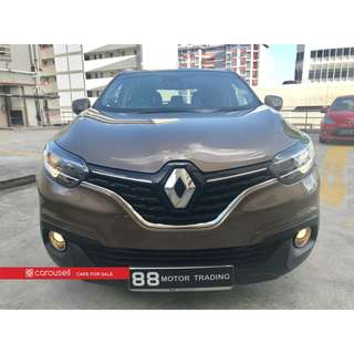 Renault Kadjar Diesel 1.5A dCi