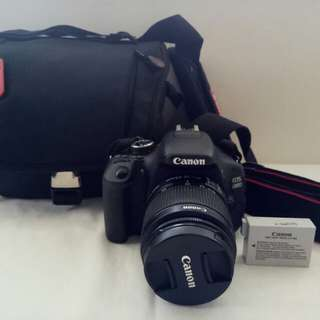 Canon 600D DSLR - RUSH SALE!!!