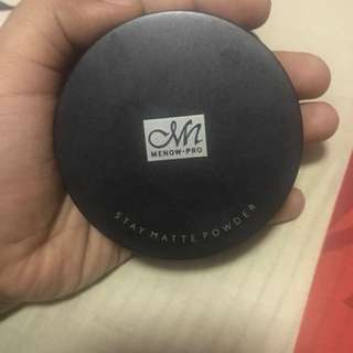 MeNow Stay Matte Powder
