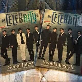 The Celebrity Magazine (SEALED)