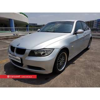 BMW 3 Series 320i XL (COE till 10/2020)