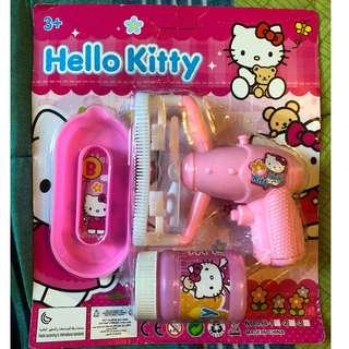 Hello Kitty Bubble Toy Set