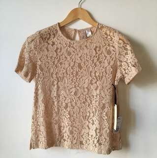 Lace top - Forever21