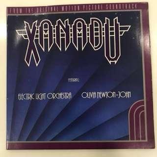 Vinyl Record - Xanadu Olivia Newton John