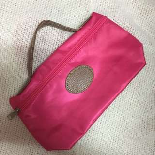 Hot Pink Pouch/Case/Bag