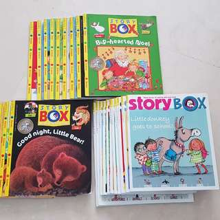 26 copies of Story Box