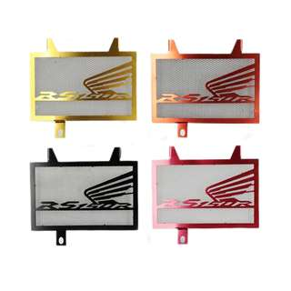 Radiator Cover Coolant Guard Net for Honda RS150R RS150 Winner Supra GTR