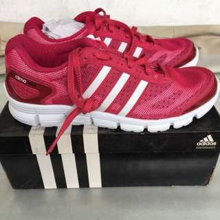 ADIDAS Climacool Hot pink sneakers