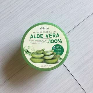Esfolio aloe vera soothing gel