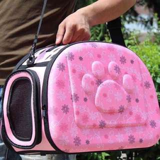 FOLDABLE PET BAG CARRIER