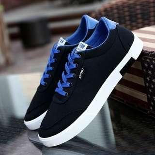 Korean style Fashion mens shoes