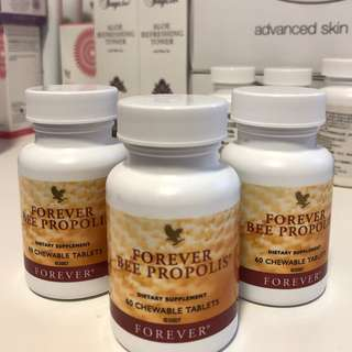 Forever Bee Propolis (Tablet) 蜂膠丸