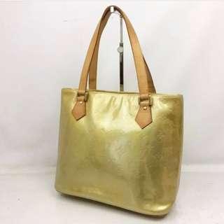Authentic Louis Vuitton Vernis Houston Shoulder Bag