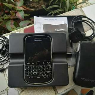 Blackberry Bold 9900 Openline | Complete
