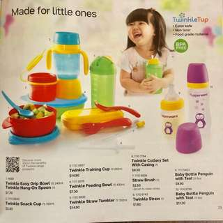 Baby Food Starter Pack