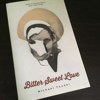 Bitter sweet love book