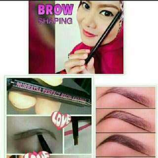 Perfect Brow Shaping Hijab Muslimah