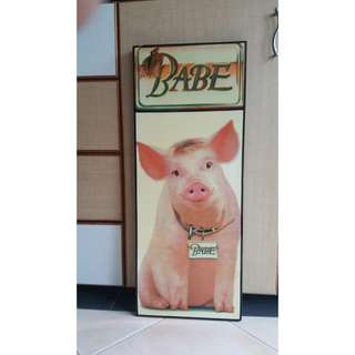 Poster - Babe