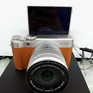 Kamera FujiFilm X-A10 MURAH (Kredit DP 0%)